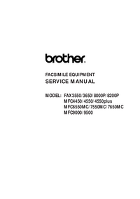 Brother MFC4550plus