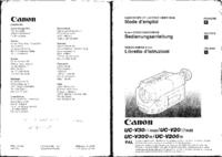Canon UC-V200