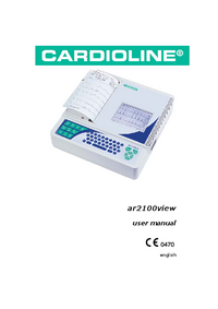 Cardioline-10206-Manual-Page-1-Picture