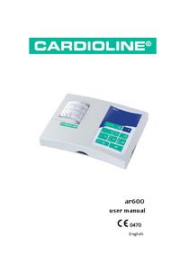Cardioline ar600