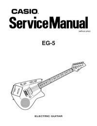 Casio EG-5