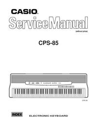 Casio CPS-85