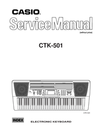 Casio CTK-501