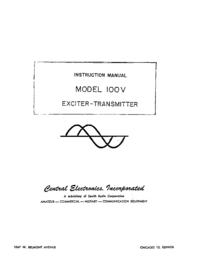 CentralElectronics 100V