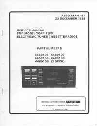 Chrysler 4469106