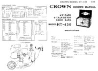 Crown HT-430