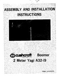 Cushcraft A32-I9