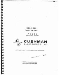 Cushman 301