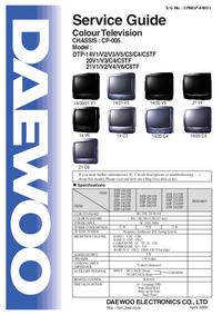 Daewoo DTP-20C4