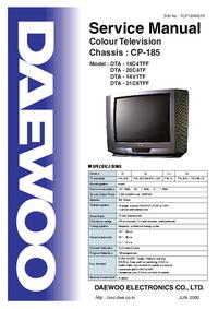 Daewoo DTA - 14C4TFF