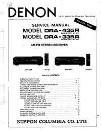 Denon DRA-435R