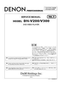 Denon DN-V200