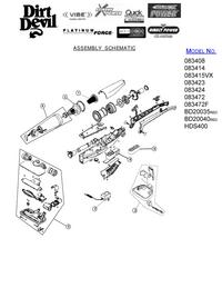 DirtDevil HDS400