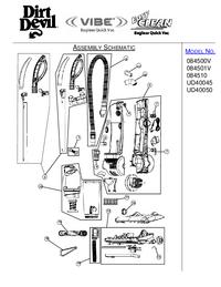 DirtDevil UD40050