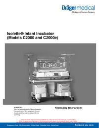 Dräger Isolette C2000