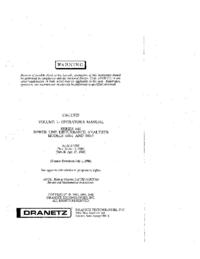 Dranetz 646-3