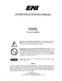 ENI 1040L
