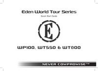 Eden WP100