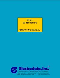 Electrodata TTS 3