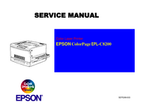 Epson ColorPage EPL-C8200