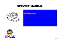 Epson EPL-5700