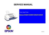 Epson Stylus C40UX