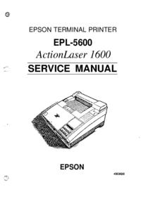 Epson ActionLaser 1600
