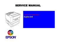 Epson EPL-N1600 Option Duplex Unit