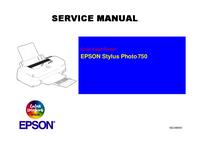 Epson Stylus Photo 750