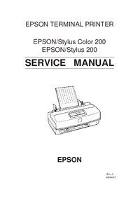 Epson Stylus 200