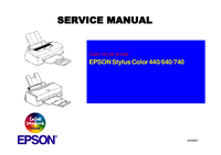 Epson Stylus Color 640