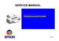 Epson Stylus PHOTO 2000P