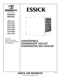 Essick ECR 6600