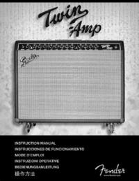 Fender Twin-Amp