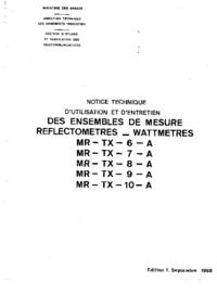 Ferisol MR - TX - 9 - A