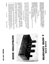 Filterking-4757-Manual-Page-1-Picture