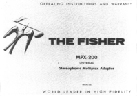 Fisher MPX-200