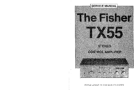 Fisher TX-55