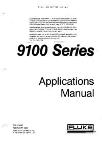 Fluke 9100 Series