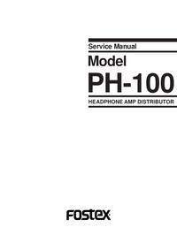 Fostex PH-100