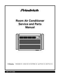 Friedrich CP12C10