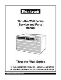 Friedrich US12A30A