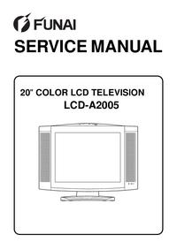 Funai LCD-A2005