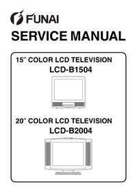 Funai LCD-B2004