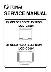 Funai LCD-C2004