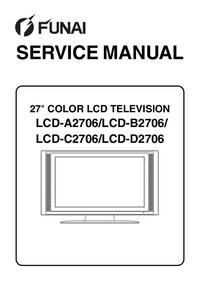Funai LCD-D2706