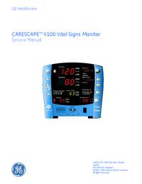 GEHealthcare CARESCAPE V100