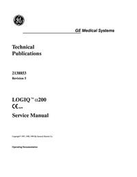 GEMedical LOGIQ™ α200