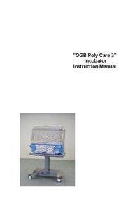 Ginevri OGB Polycare 3