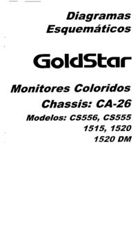 Goldstar 1520 DM